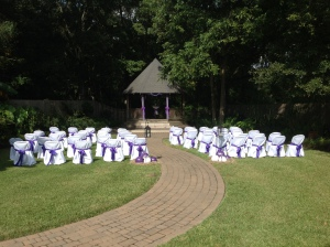 outdoor weddings in Lafayette, Louisiana
