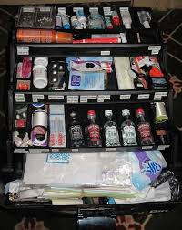 Wedding Day Emergency Tackle Box