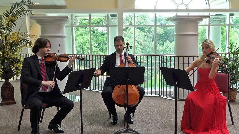 Live wedding music by Arco Music located in Lafayette, Louisiana.