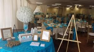 Xclusive Events indoor reception located near lafayette louisiana