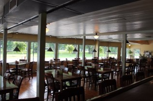 A view of Brent's Catering and wedding venue located in Sunset, Louisiana.