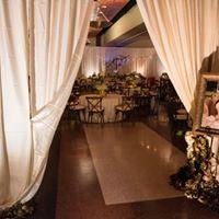 Intimate wedding venue at UL Lafayette Louisiana Student Union