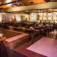 UL Lafayette Louisiana Wedding and Event Space ballroom