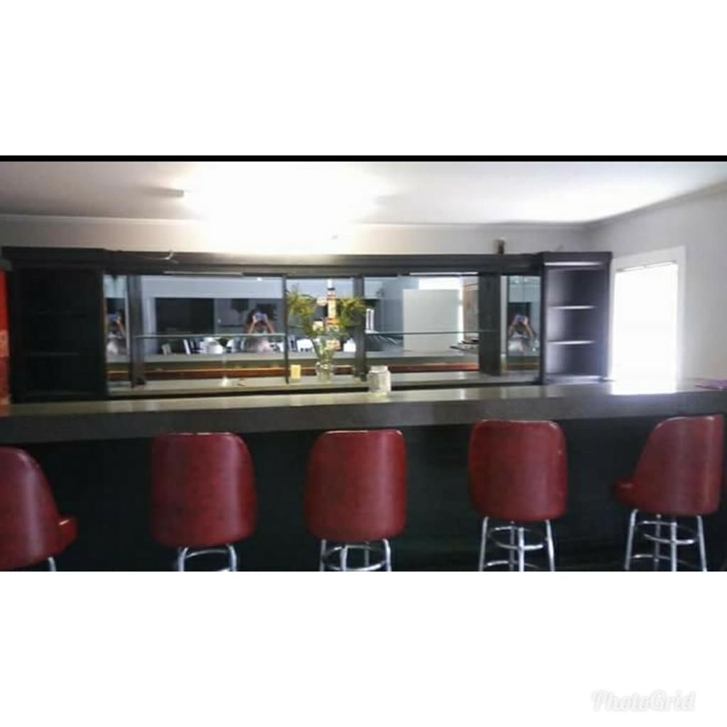 Chateau Prejean bar