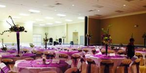 Carencro Louisiana Community Center Wedding and Event Facility