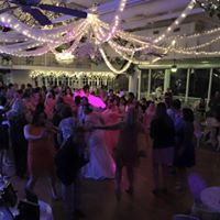 A beautiful night wedding reception at Sunny Meade which is located near Lafayette, Louisiana.