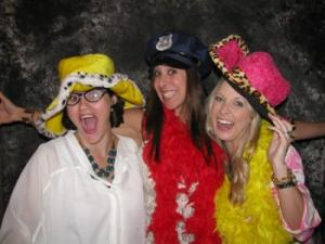 A photo taken from Lafayette, Louisiana Photo Booth company, Digital Music Services.
