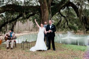 Acadiana Photography Bride and Groom wedding day