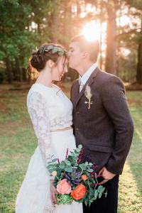 Acadiana Photography wedding photo bride and groom