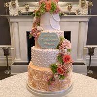 crystal weddings cake 3