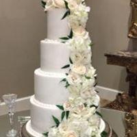 crystal weddings cake 5
